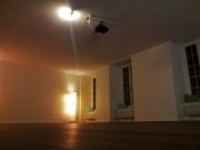 AARETRAUM grosser Raum beleuchtet
