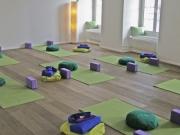 Yoga Einrichtungs-Beispiel